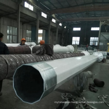factory direct supply 15m 20m 25m 30m high mast lighting pole with cheap price
