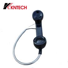 ABS Водонепроницаемый телефонная трубка с Бронированный кабель (Т2) Kntech