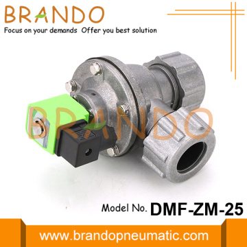 DMF-ZM-25 SBFEC ประเภท Quick Mount Pulse Valve 1 ''
