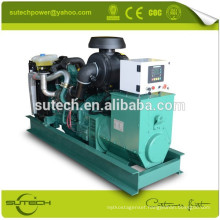 Continuous power 85Kva generator, powered by Volvo TD520GE engine