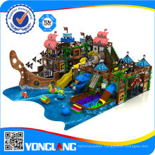 Popular Indoor Soft Playground for Children, Yl-Tqb025