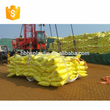 PP plastic tray wholesalesoft loop handle bag