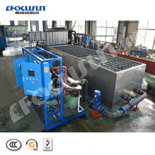 2020 10 Ton Brine Refrigeration Block Ice Machine of new technology with high efficiency