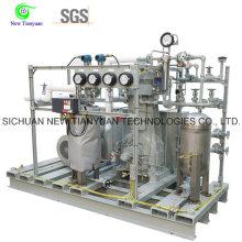 Compressor de gás alternativo de pistão de gás nitrogênio N2