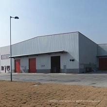 Light Frame Steel Structure Prefab Warehouse