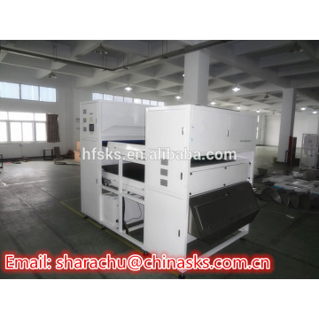 CCD Belt Type Mongolia Fluorspar Color Sorter in China