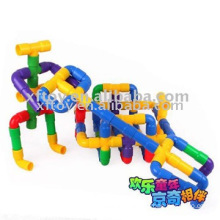 Bloques para niños Bloques de construcción de girasol