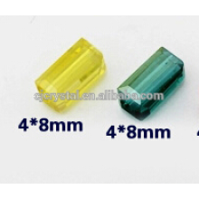 beads and crystal rectangle beads