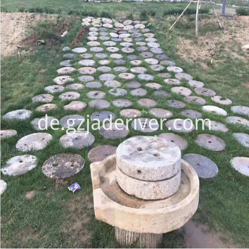 Stone slab sculpture