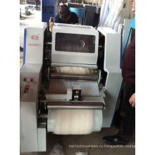 Машинная прядильная машина для пряжи и прядильной пряжи из ламы