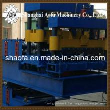 Máquina formadora de rolos de telha de aço colorida (AF-G1025)