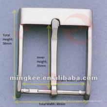 Cinturón simple / hebilla de bolsa (M20-318A)