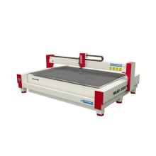Popular water jet stone cutter for benchtops quartz kitchen countertop cutting machine