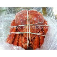 Crabe roi congelé