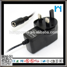 Adaptador de corriente alterna dc 5v 800ma uk fuente de alimentación euro enchufe adaptador de corriente alterna cc