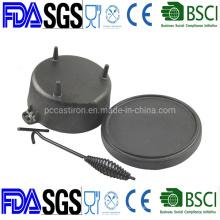 16qt Preseasoned Cast Iron Dutch Oven OEM China Factory