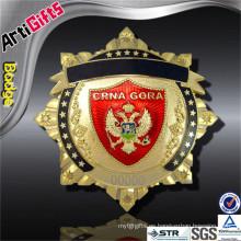 Diseño de Deft que lucha insignia soviética de Rusia cccp
