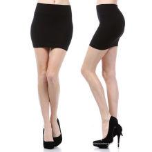 2014 mini vestido sem costura moda