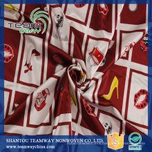 Women Dress Fabric Digital Printing Fabric 100% Polyester Fabric