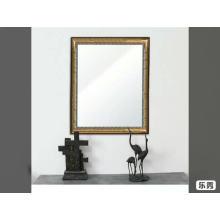 Антикварная зеркальная рама ванной комнаты с противотуманным зеркалом
