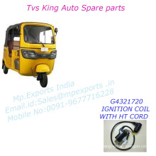 Spare Parts for Auto Tvs king Ignition coil With Lower price