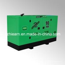 Wassergekühlter Dieselaggregat Silent Canopy (GF2-90kVA)