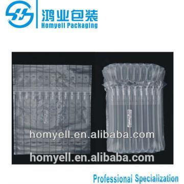 air tube bag for toner cartridge HP4096/255A,air pockets film packaging,air bags for packing