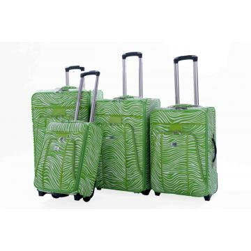 Hot Sale PU Carrying Rolling Luggage Bag