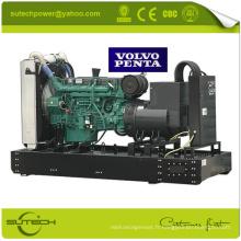 Groupe électrogène diesel 200 kva prix usine Alimenté par le moteur Volvo