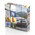 Paper Cube Promotional Gift Advertising Puzzle building block puzzle design