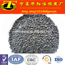 Black sand blasting aluminium oxide abrasives grains refractory
