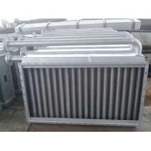 Intercambiador de calor de aire industrial para planta de energía
