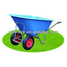 10 cuft plastic Wheelbarrow