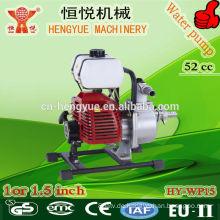 HY-WP15 52.5cc Diesel Pumpe hochvolumige Niederdruck Wasser Wasserpumpen