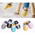 OEM Wholesale Children Kids Cotton Silicone Anti-Slip Short Socks