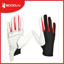 Gants de golf à gants de haute qualité Full Finger PU