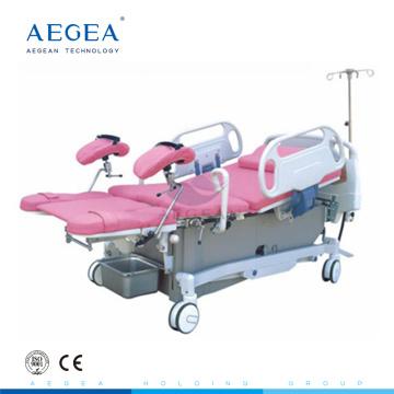 AG-C101A03 Plataforma deslizante para la mesa de operaciones de cirugía ginecológica del recién nacido