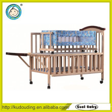 China supplier baby modern wooden bed models
