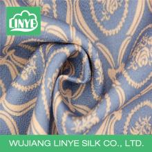 100% poliéster tecido para abaya