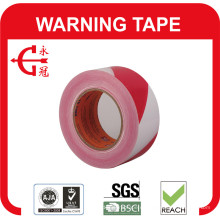 Cinta de advertencia / cinta de advertencia de PVC Barricade