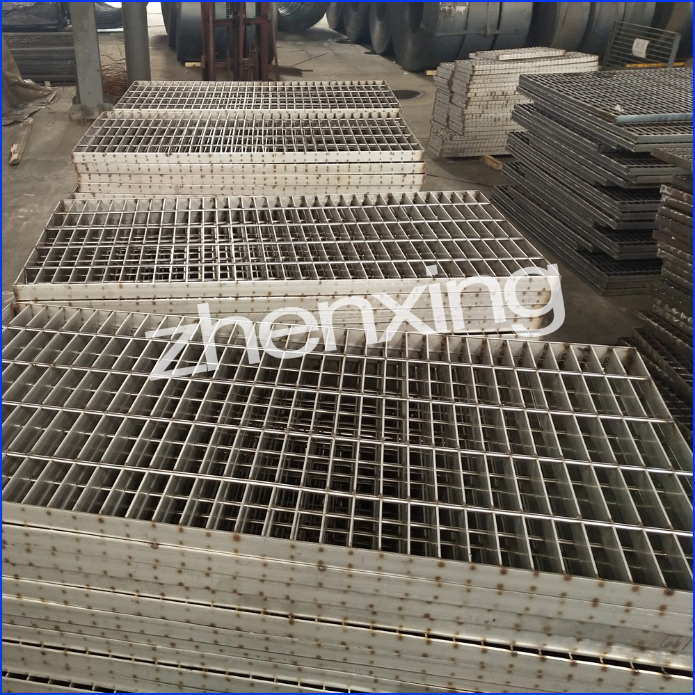 Stainless Bar Grating