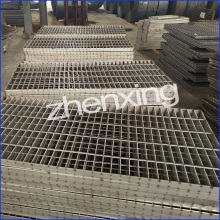 Interlocking Safety Grating with Non-Slip