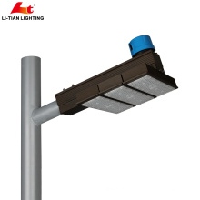 IEC CE ISO9001 approved IP65 modular structure led street light 210w with induction sensor