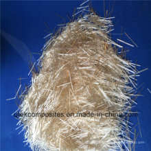 Grc matérias-primas 12 milímetros Ar Fiberglass Chopped Strand De China
