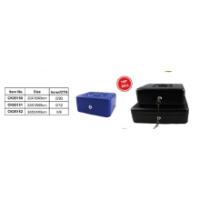 Cash BOX with handle and lock