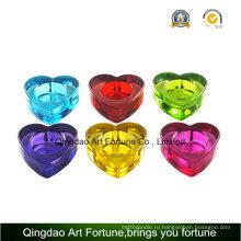 Подарочный набор для подсвечников Tealight Heart Shape