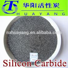 SIC Black silicon carbide carborundum for coating