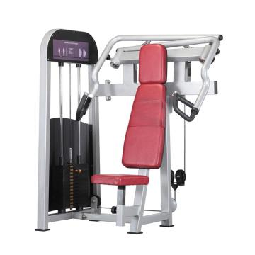 Mesin Kebugaran Gym Terjangkau Incline Chest Press