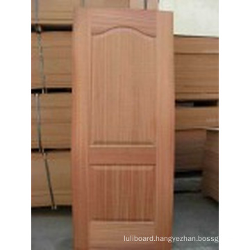 Wood Veneer Door Skin of Teak for Decorate