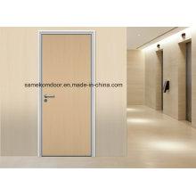 Portes d'intérieur en stratifié blanc